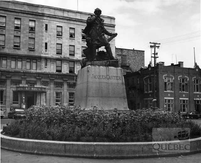 Monument Jacques-Cartier 1941-1970 AVQ