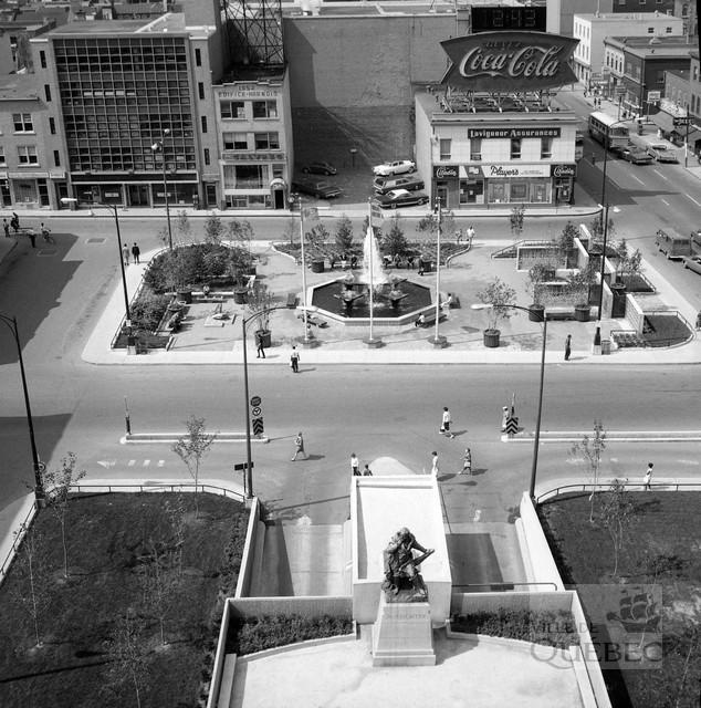 Monument Jacques-Cartier 1966 AVQ