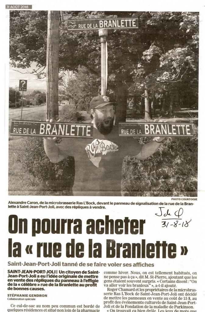 Branlette JdeQ 2018