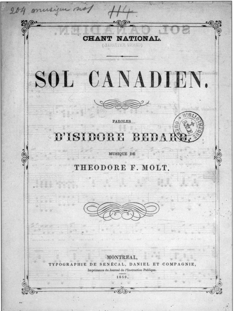 Sol canadien-Quebecensia