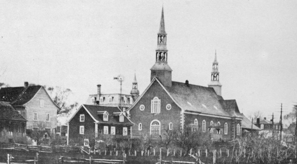 Place de l'église-ouest 1913 (ATri)